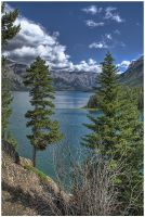 Two Jack Lake by od1e