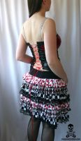 Queen of Hearts Top + Skirt 2 by smarmy-clothes
