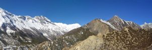 Annapurna Circuit - Day 7 - Pano by LLukeBE