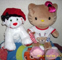 Build a bear / Sanrio Plush Collection Update by kratosisy