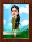 Personal Caricature from Photos by Caricaturelives by sugumarje