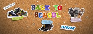 Back To School FB Cover by MaxieLindo