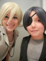 Alois and Ciel by Catchmewithyourlips