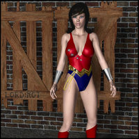 Wondergirl 03 by LordSnot