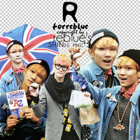 REBLUEs PNG SHINee Set#4 render pack by l0vehcl