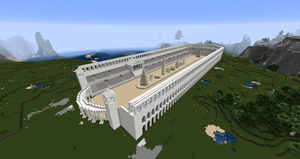 Minecraft - Circus Maximus by MinecraftArchitect90