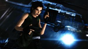 Lara_Croft_Fugitive by ivedada