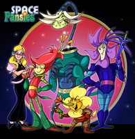 RockinDaPlaceUpInOuterSpace by thweatted