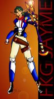 Freedom KG Jayme by PhoenixKnght86