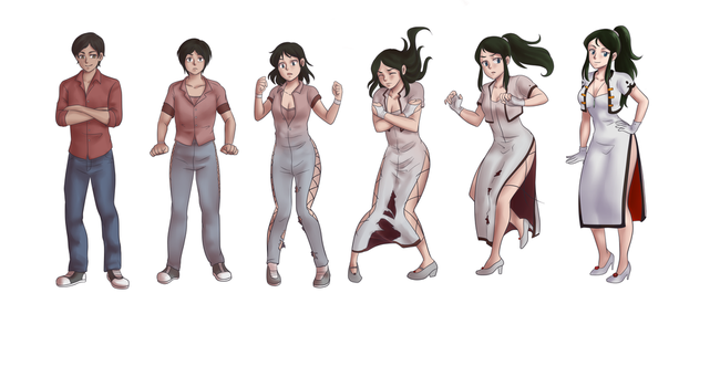 Ginrei Tg sequence by Rezuban
