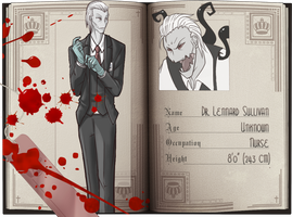 Once Upon A HS: Slenderman [DEAD] by Planet-Spatulon
