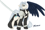 SEPHI-PONY: Derpderpderp by Dembai