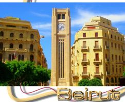 Beirut Downtown III by superjuju29