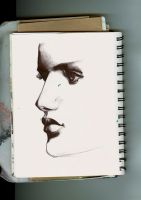 Graphic Diary- Portrait Vogue by Moruto