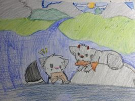 Fishing with Z by rotting-flesh