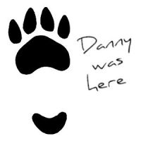 Danny Was Here by Lobo-Branco