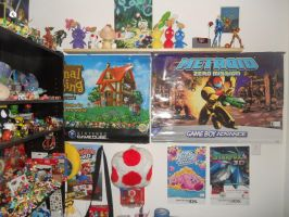 Nintendo Wall 2012 by Mastershambler