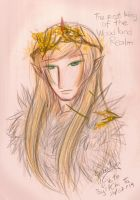 The First King Of The Woodland Realm by IChiTa--WiYa
