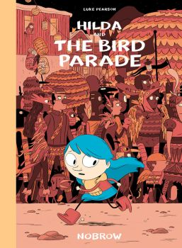 Hilda and The Bird Parade by MumblingIdiot