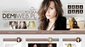 Demi Lovato Design by Wyrywny