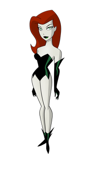 Poison Ivy by DawidARTe