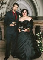 Prom 2009 Far Out by AmaranthBlacktree