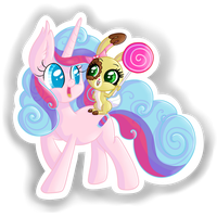The Candy seekers ! by PumpkinKikile