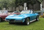 Blue Looks Better Than Red On Vettes by SwiftysGarage