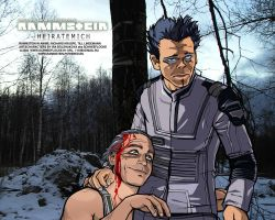 Rammstein - Heirate Mich by iricolor