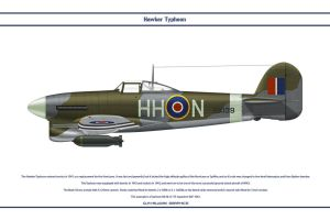 Typhoon GB 175 Sqn 2 by WS-Clave