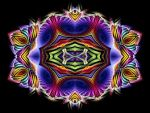 Psychedelic Shape by Thelma1
