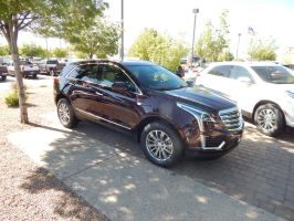 2017 Cadillac XT5 Luxury by TheHunteroftheUndead