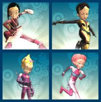 Lyoko Warriors - Season 4 by SquareEnixRocks