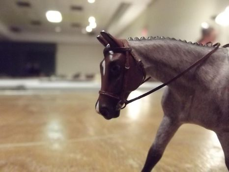 Stablemate english bridle--Resin by LazyHcustomtack
