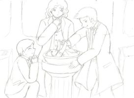 Three Doctors and a Baby -WIP- by YamanakaAngel