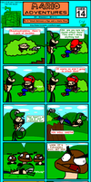 Mario Adventures 24 by Mariobro64