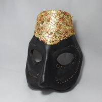 Golden Rule Mask by Mdnghtkith