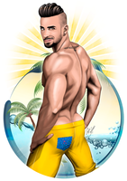 Maor luz by theartofrichie