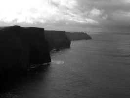 Cliffs of Moher by Nebuladiver