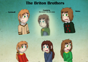 Briton Brothers by Kimanda