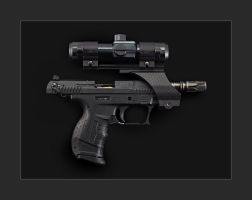 walther p22 by knold