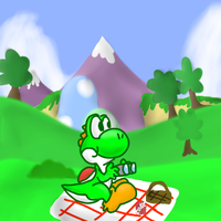 Picnic by PoisonLuigi