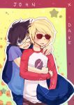 JohnxDave by NaruLeiin