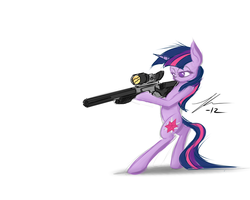 Quick Sniper Twilie by Wreky