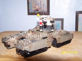 UNSC Scorpion Official 17 by coonk9