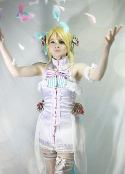 Ayase Eli - White Day by AeraYuna