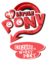 Ciezure is Worst Pony by Ciezure
