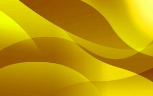 Mac Styled Wallpaper: Gold by jovco111