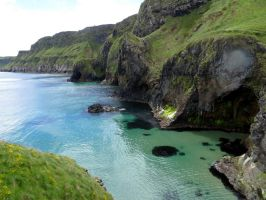 Coast of Ireland by MsGolightly