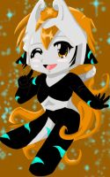 +Chibi Midna+ by Wish-Makers